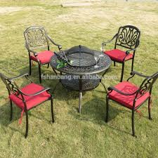 Heavy Duty Patio Furniture Sets by Outdoor Garden Patio Terrace Deck Furniture Set Square Round