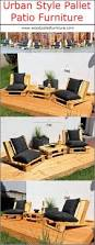 Pallets Patio Furniture by Urban Style Pallet Patio Furniture Wood Pallet Furniture