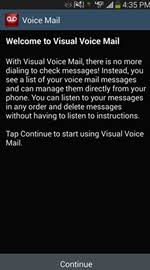 visual voicemail for android how to setup your android s basic visual voicemail
