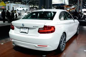 228i bmw york 2014 bmw debuts 2015 228i coupe with track handling