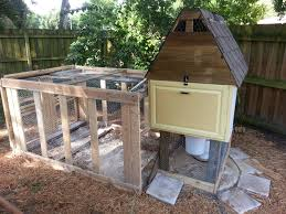 chicken coop designs easy with easy to clean backyard suburban