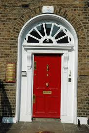 Best Nice Period Front Doors And Door Furniture Images On - Red door furniture