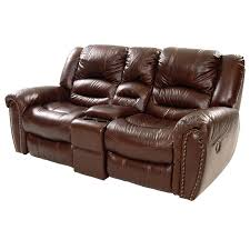 Brown Bonded Leather Sofa Brown Leather Loveseat Recliner U2013 Querocomprar Me