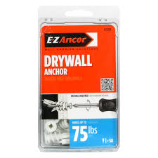 home depot north pointe black friday e z ancor twist n lock 75 lb medium duty drywall anchors 50 pack