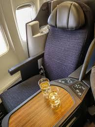 American Airlines Comfort Seats American Airlines 757 Retrofit Business Class Review
