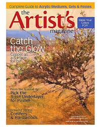 9 inspirational magazines for artists