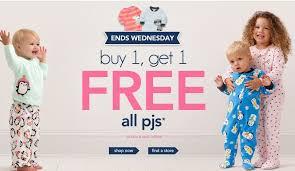 pajamas buy 1 get 1 free at s 15