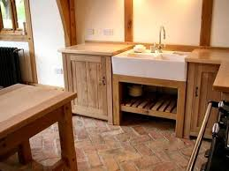 freestanding kitchen furniture lush kitchen sink solid wood free standing wooden free standing