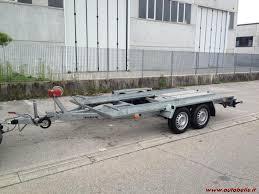 cerco carrello porta auto scaduto vendo carrello trasporto auto rally nuovo
