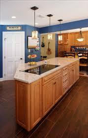 blue maple cabinets kitchen glazed maple kitchen coopersburg pa morris black designs