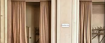 rideau placard chambre quels stores et rideaux pour un placard