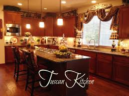 Tuscan Valance Awesome Tuscan Kitchen Curtains Taste