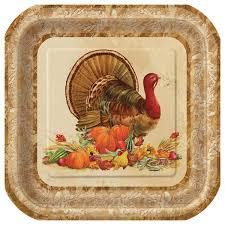 fall thanksgiving tableware thanksgiving supplies