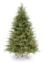 7ft most advanced pre lit frasier grande fir feel real artificial