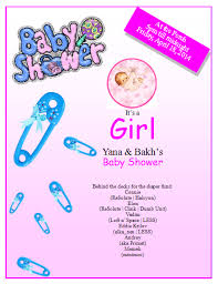 free publisher flyers baby shower flyer template ms office