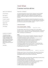 Unforgettable Customer Service Advisor Resume Examples To Stand by Related Free Resume Examples Customer Service Resume Example Jk