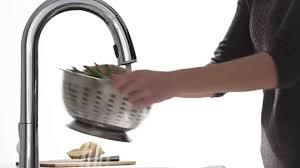 sensate kitchen faucet by kohler 2 youtube