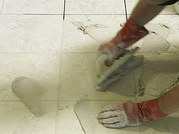 hometime how to ceramic tile grouting tile