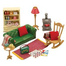 Sylvanian Families Luxury Living Room Set  Hamleys For Cheap - Sylvanian families luxury living room set