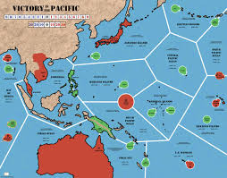 Map Of Aleutian Islands Camelot Games Vitp Victory In The Pacific Redesigned Map Revised