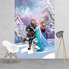 frozen elsa princess feature wall wallpaper mural 158cm x 232cm disney frozen elsa princess feature wall wallpaper mural 158cm x 232cm
