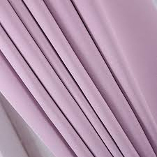 Lavender Blackout Curtains Deconovo Wide Width Grommet Thermal Insulated Lavender Blackout