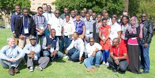 med si e social kenet staff attend the 2016 africa summit kenya education