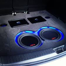 Cool Speakers Custom Install For Our Cool Rep Tim From Alpine In His Cx5 Mazda