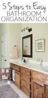 under sink organizing in 5 easy steps bathroom side 2 polished