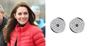 earrings kate middleton kate middleton s daytime diamonds from asprey the adventurine