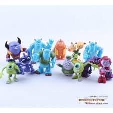 aliexpress buy 12pcs monsters monsters university