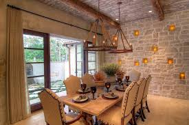 Tuscan Dining Room Design - Tuscan dining room