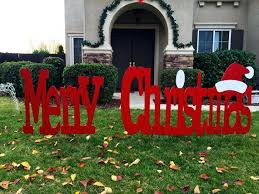 lighted merry christmas yard sign outdoor merry christmas sign lighted merry signs outdoor buy lighted