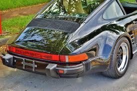 porsche 911 factory 1985 porsche 911 factory m491 wide turbo look