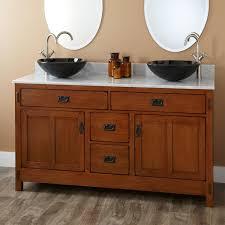 vessel sinks bathroom ideas bathroom vanity with vessel sink 389127 l oak vanity cabinet