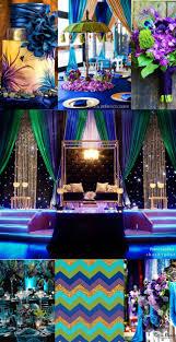 indian wedding color themes summerweddingseries peacocks