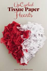 cheap valentines day decorations tissue paper heart s day decorations twitchetts