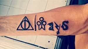 21 u0027harry potter u0027 quote tattoos every hogwarts fan needs on their