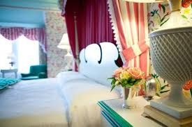 Jackie Kennedy Bedroom A Carleton Varney Masterpiece The Grand Hotel Takes You