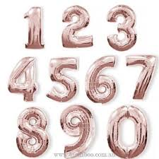 best 25 number balloons ideas on pinterest 21st party
