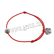 thread cord bracelet images Silk cord bracelets with elastic thread zinc alloy red nickel lead jpg