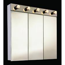 Wall Mount Medicine Cabinets by Ketcham Medicine Cabinets Tri View 30 U0027 U0027 X 34 U0027 U0027 Surface Mount