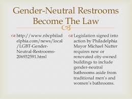 Gender Neutral Bathrooms In Schools - the bathroom problem 2 1