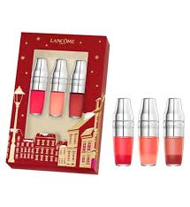 gift sets for christmas lancome shaker trio christmas gift set beauty