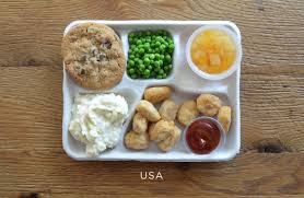 School Lunch Meme - school lunches in the us compared to other countries business