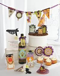 10 paper crafty halloween party ideas leisure arts blog