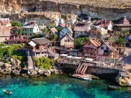 popeye village what to see in malta a great guide for spending a week in malta