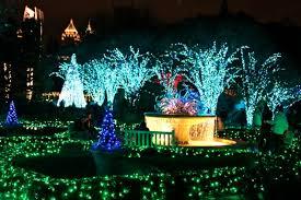 garden lights holiday nights atlanta botanical garden 5 best christmas light displays in georgia atlanta botanical