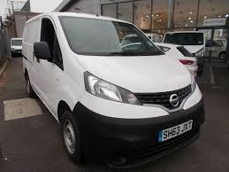 nissan nv200 office used nissan nv200 vans for sale in watford hertfordshire motors