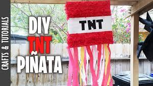 minecraft pinata how to make a minecraft tnt piñata the290ss